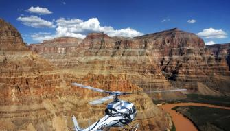 Grand Canyon Helicopter Skywalk Tour Attractiontickets Com
