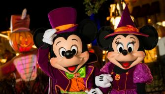 NEW Disney Mickey/'s Not So Scary Halloween Party 2018 Let's Boo This Ornament