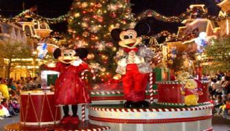 Mickey's Very Merry Christmas Party at