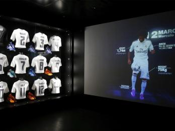Real Madrid Stadium Guided Tour